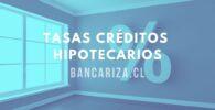 tasas credito hipotecario chile
